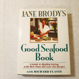 "1994 ""Good Seafood Book,"" Jane Brody"